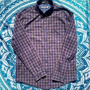 Ben Sherman 'house of gingham' collared  shirt